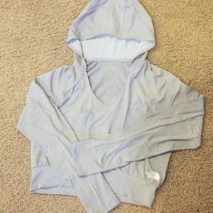 The North Face Crop Top hoodie